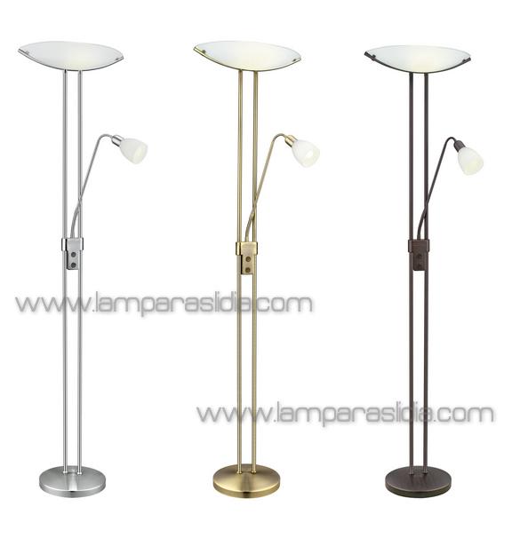 Iluminaci n y l mparas en madrid lamparas de pie - Iluminacion de pie ...