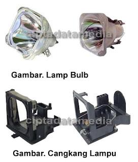 Jual lampu proyektor murah