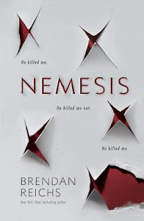 Nemesis, by Brendan Reichs book cover