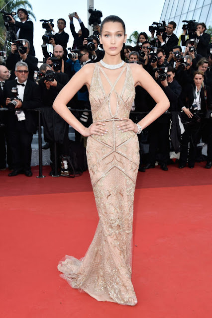 Bella Hamid Cannes Film Festival 2016