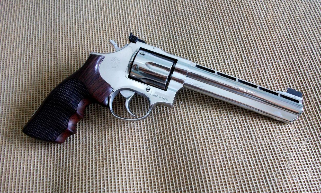 TINCANBANDIT's Gunsmithing: Featured Gun: Taurus 669 VR