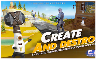 Creative Destruction Apk Mod v1.0.5 Data for android
