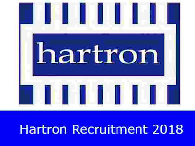 HARTRON Recruitment 2018