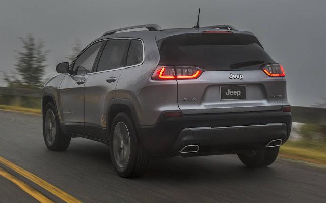 Novo Jeep Cherokee 2019