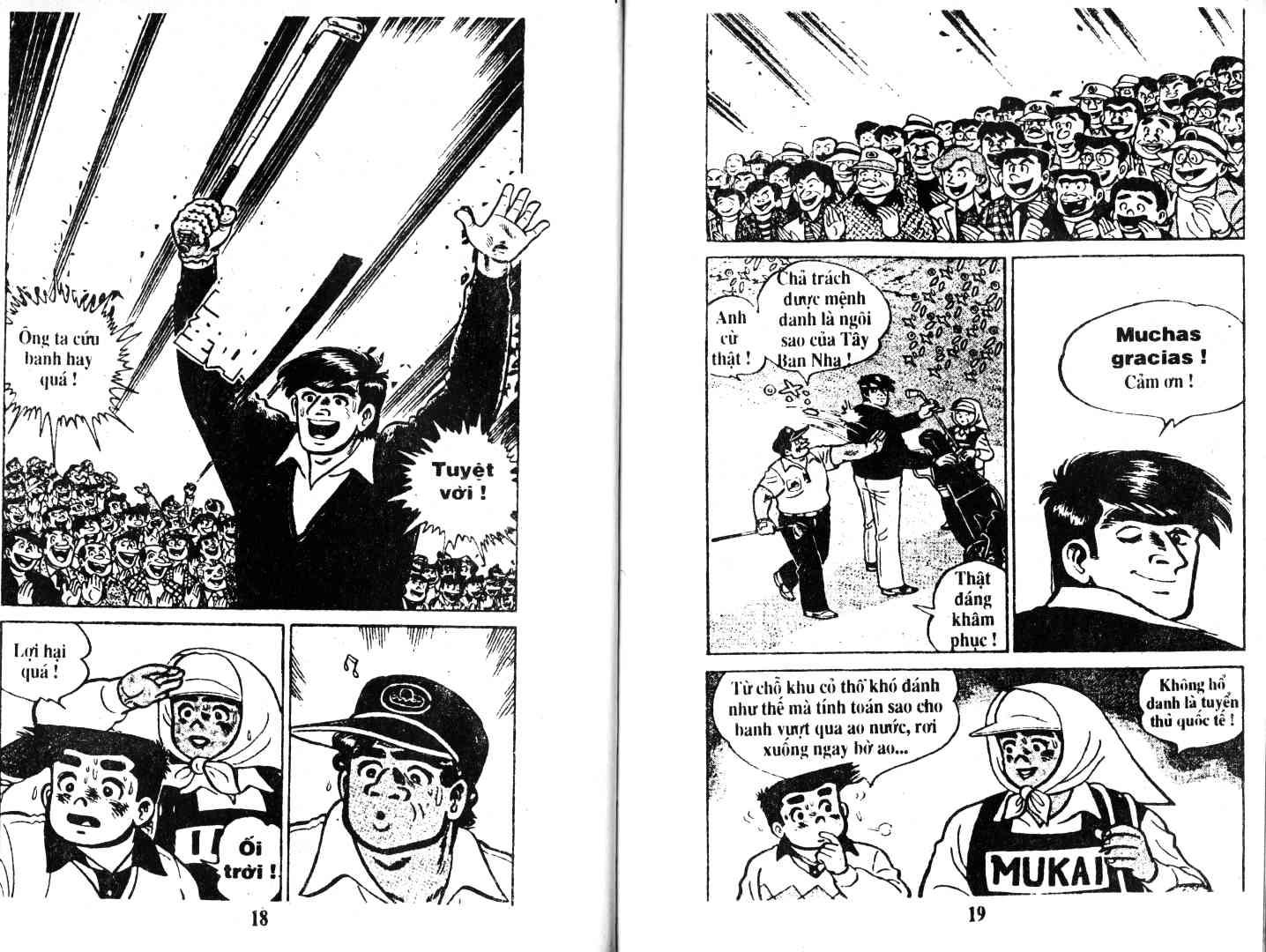Ashita Tenki ni Naare chapter 46 trang 9