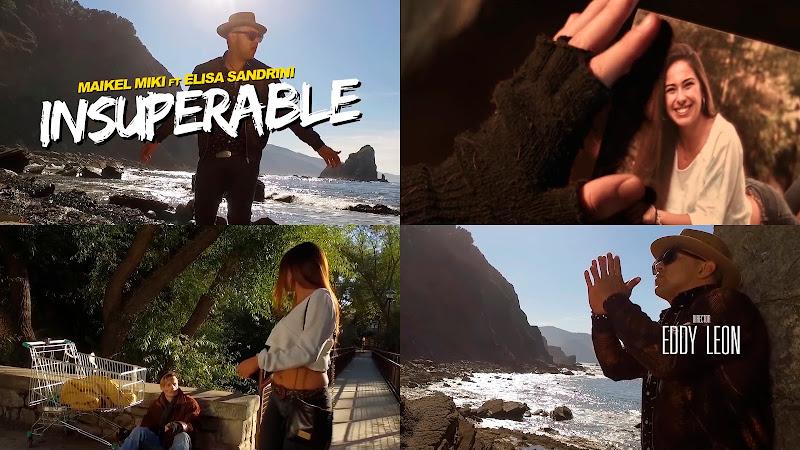Maikel Miki y Elisa Sandrini - ¨Insuperable¨ - Videoclip - Director: Eddy León. Portal del Vídeo Clip Cubano