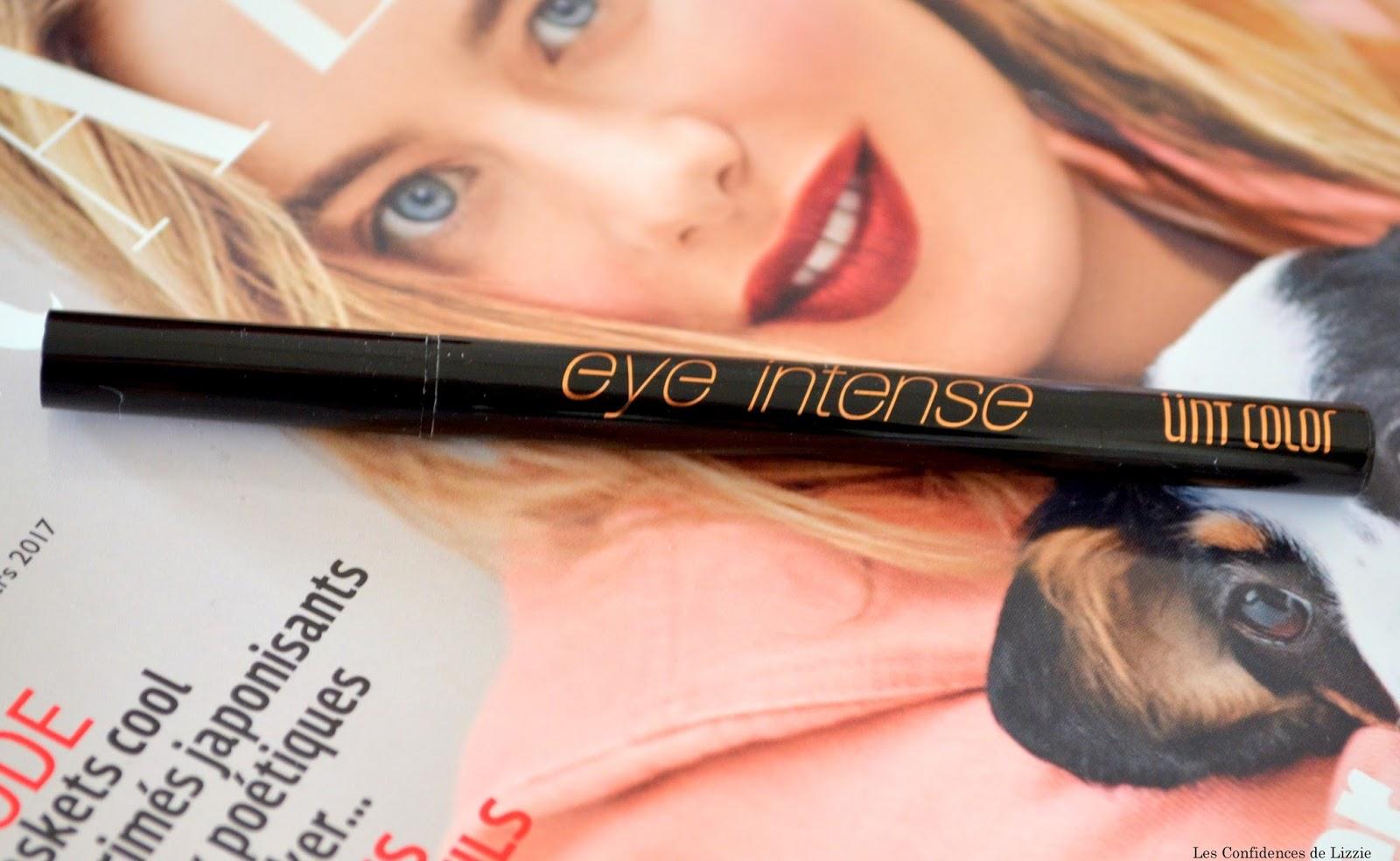 eyeliner - eyeliner noir - eyeliner noir intense - maquillage des yeux