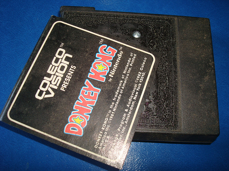 MONSTER DAD: Resurrecting The Past: ColecoVision (aka Best