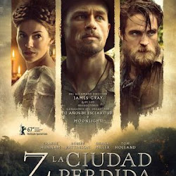 Poster The Lost City of Z 2016