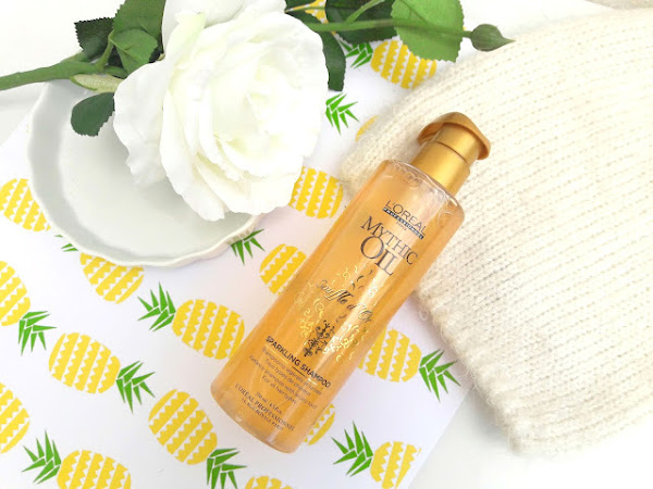 L'OREAL Mythic Oil Sparkling Shampoo