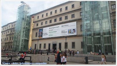 Madrid; Viagem Europa; Turismo na Espanha; Museu Reina Sofia