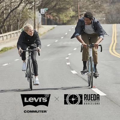 Rueda, Festival Internacional de Cine Ciclista, Commuter, leviscommuter, Levi's Commuter, Levi's Endurance Fabric, fashion film, #leviscommuter, #LevisCommuterXRueda, Suits and Shirts,