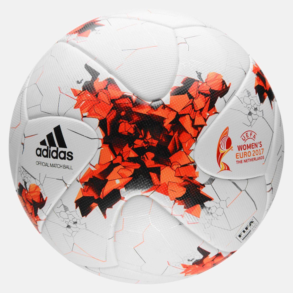 adidas rinde homenaje a Holanda en el balón de la Euro 2017 e89dee2b9b7cb