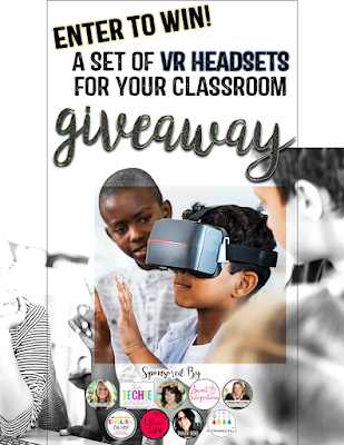 VR Headsets for the classroom Giveaway
