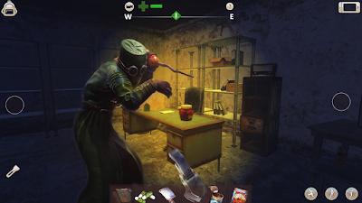 Tampilan Game Radiation City Android