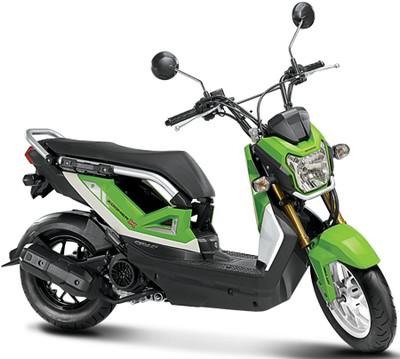 Harga Honda Zoomer X, Review & Spesifikasi Januari 2017
