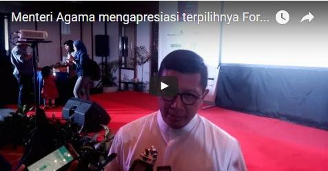 Video Dukungan Menag Lukman Terhadap Penghargaan Untuk LGBT Yang Menuai Kekecewaan Umat Islam