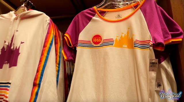 Ink & Paint 1955 Disneyland Resort T-shirt