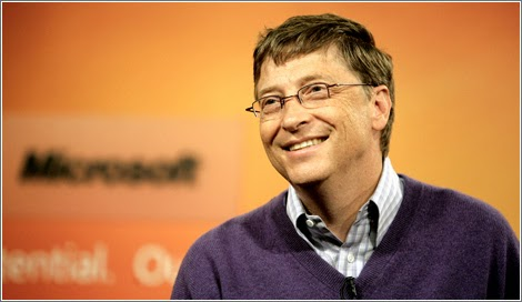 Rich People Bill Gates