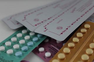 Ausência de menstruação tomando pílula