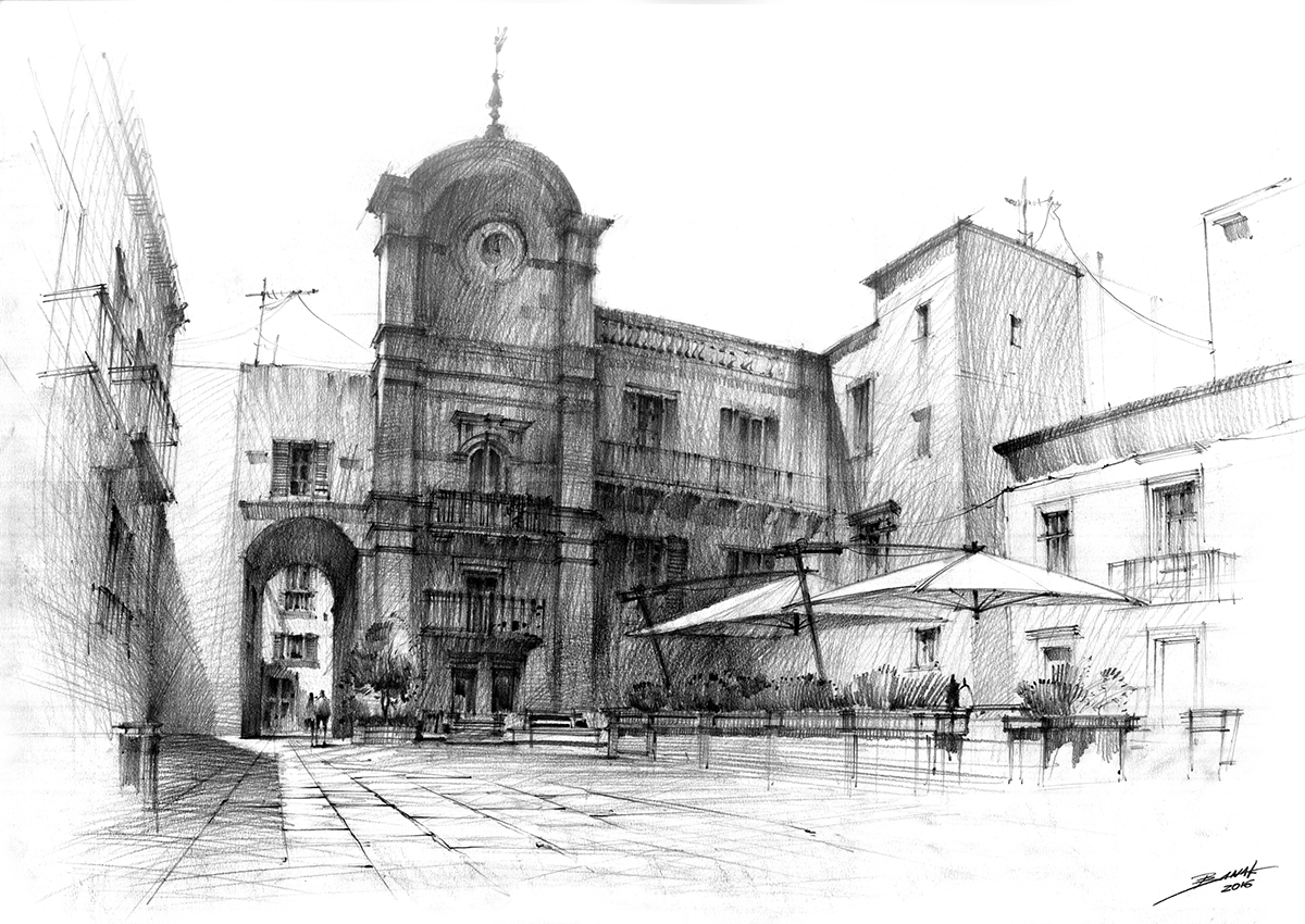 02-Piotr-Banak-Architecture-with-Urban-Sketches-and-Fantasy-Drawings-www-designstack-co