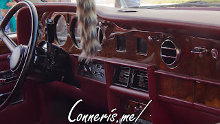 1985 Rolls Royce Spirit Interior