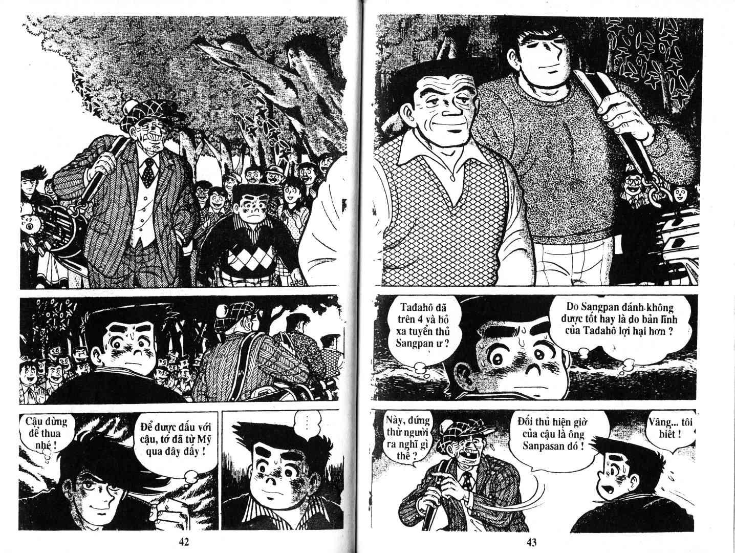 Ashita Tenki ni Naare chapter 52 trang 20