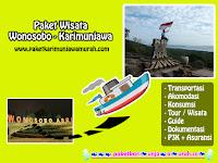 Jual Paket Wisata Wonosobo - Karimunjawa