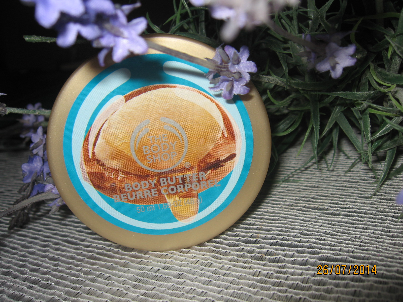 Masełko The Body Shop Wild Argan Oil - nowość !