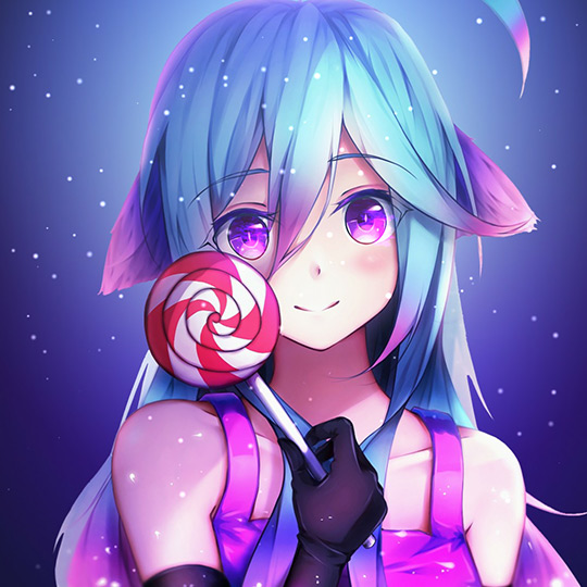 Candy Girl Wallpaper Engine