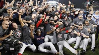BÉISBOL - MLB 2018: Los Red Sox levantan su 9º título dejando a los Dodgers perdedores por 2º año. Steve Pearce fue el MVP