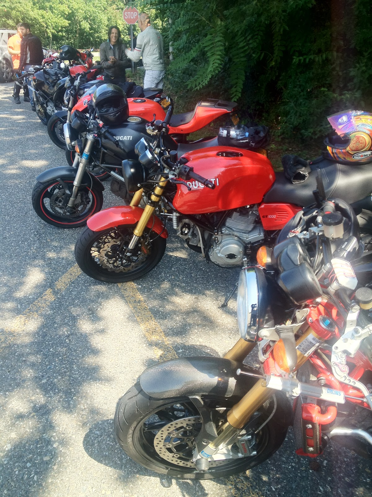 Ducati Travelogue of Tigh Loughhead's Motorcycle Adventures
