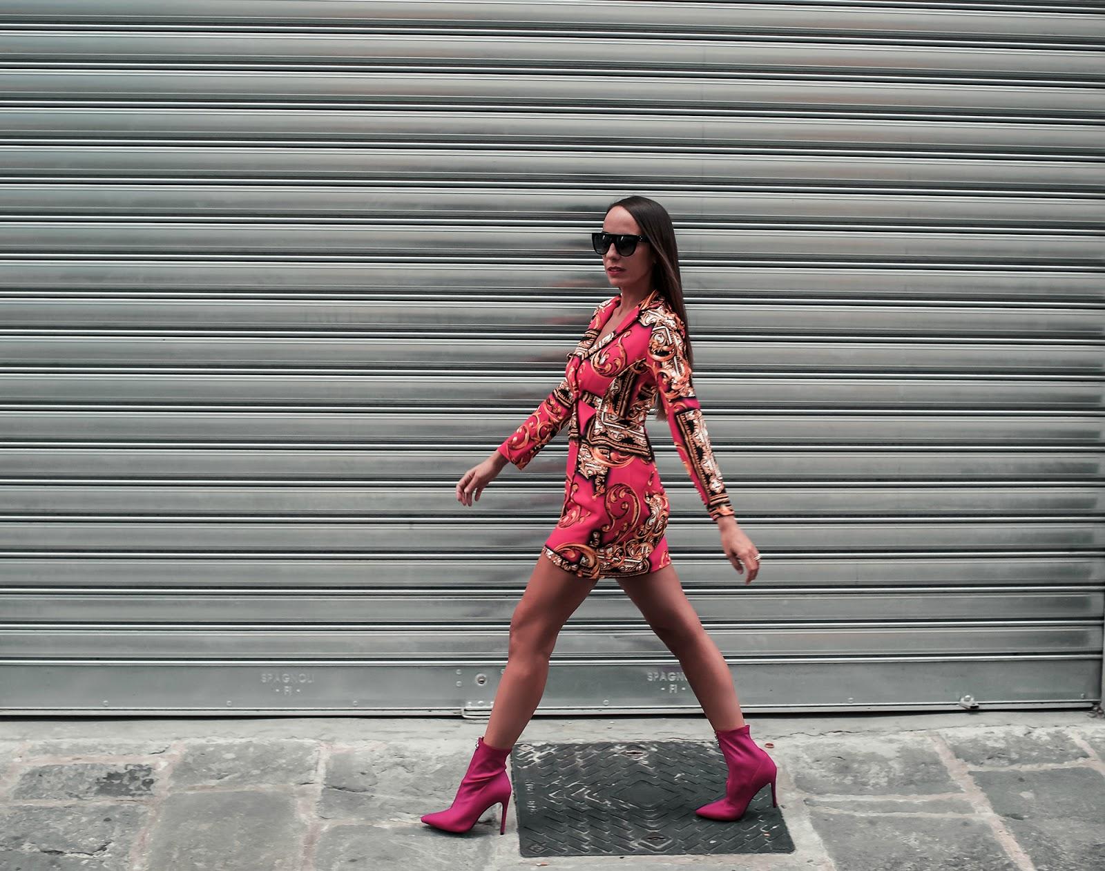 tendenza blazer dress