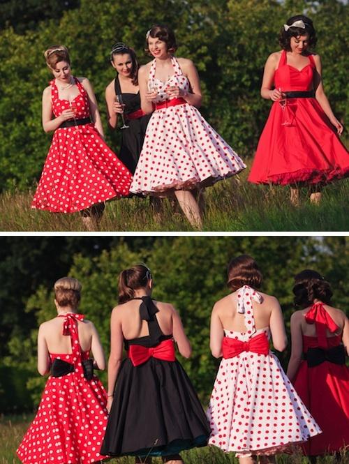 Favorito Matrimoni a tema: Rockabilly! | Nadia Manzato Wedding Couture XA31