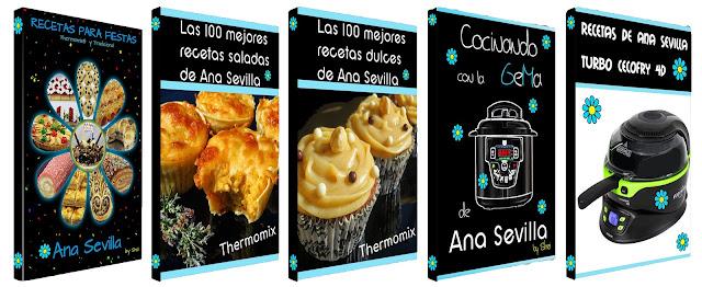 Libros Ana Sevilla
