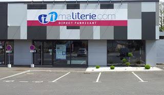 Le magasin d'usine Maliterie à Rennes