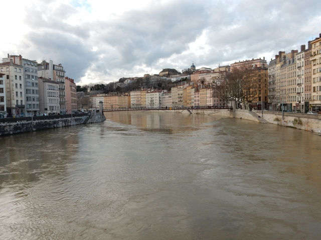 Bords de Saône Lyon