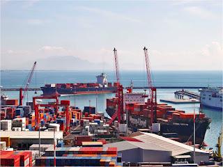 Il Terminal SCT protagonista nel porto di Salerno