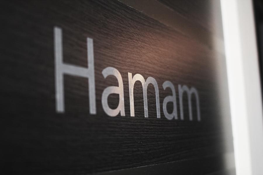 hamam schrift