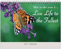 Inspirational calendars