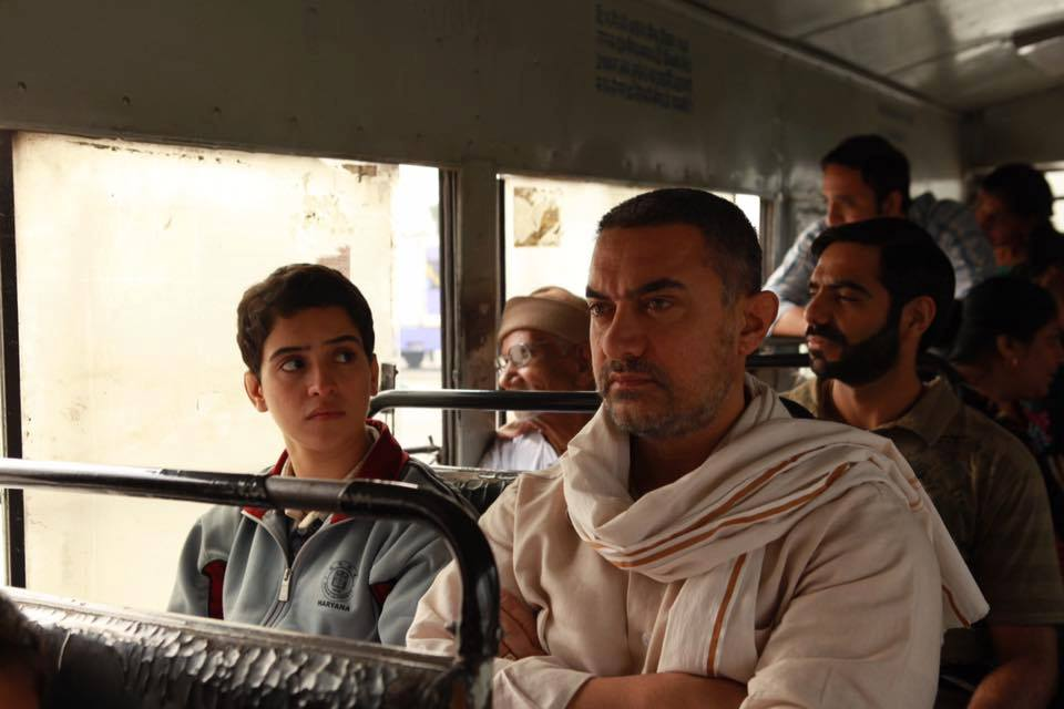 Jabberwock: A few thoughts on Dangal (and Aamir)
