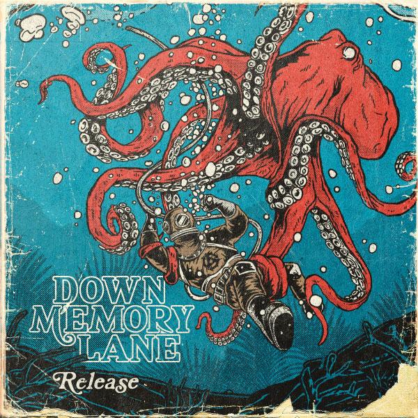 "Down Memory Lane stream new album ""Release"""