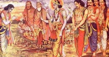 Bhishma Ekadashi 2021 Date Vishnu Sahasranama Stotram Was Recited On The Day By Bhishma Hindu Blog