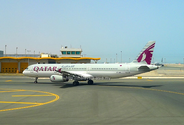 Doha Penang Direct Flight Qatar Airways