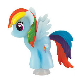 MLP Squishy Pops Series 1 Wave 1 Rainbow Dash Figure by Tech 4 Kids
