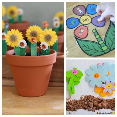 Flower Literacy Projects