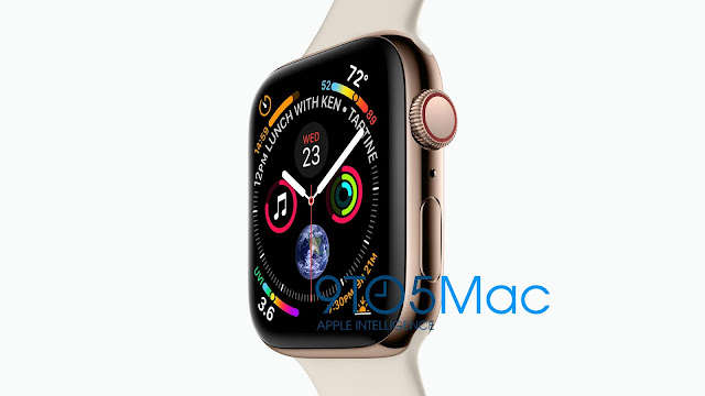 Apple Watch Series 4 Revealed | Massive Display | Dense Watch Face | And Much More