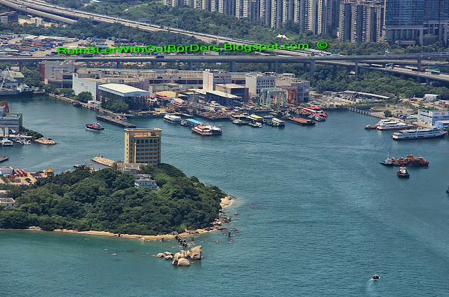 Stonecutters Island, West Kowloon, Hong Kong