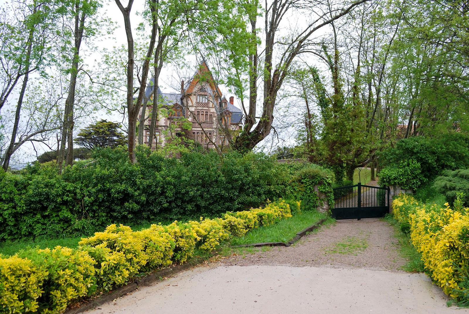 casa del duque comillas cantabria spain