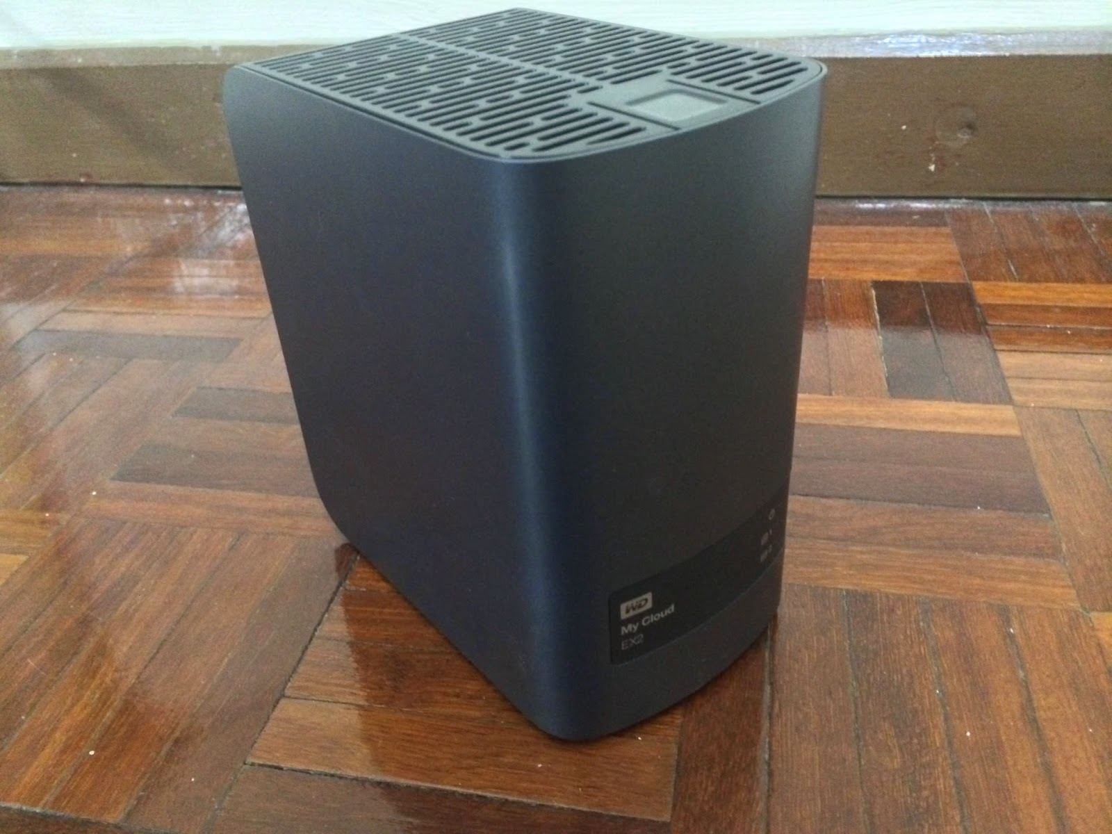 Unboxing & Review: Western Digital My Cloud EX2 130
